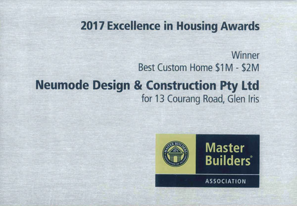 2017 Excellence In Housing Awards
