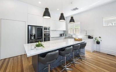Carnegie Kitchen & Bathroom Renovation