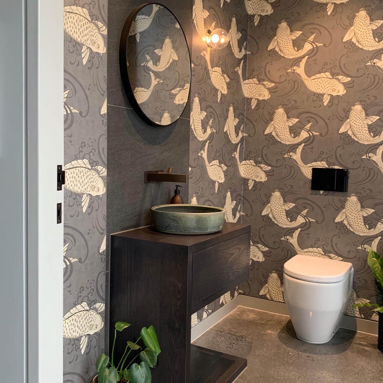Interior Design Styling Bathroom